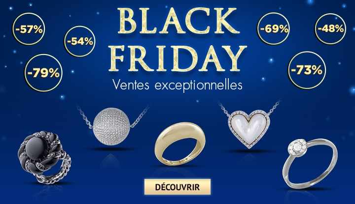 Semaine Black Friday chez Diamant Unique